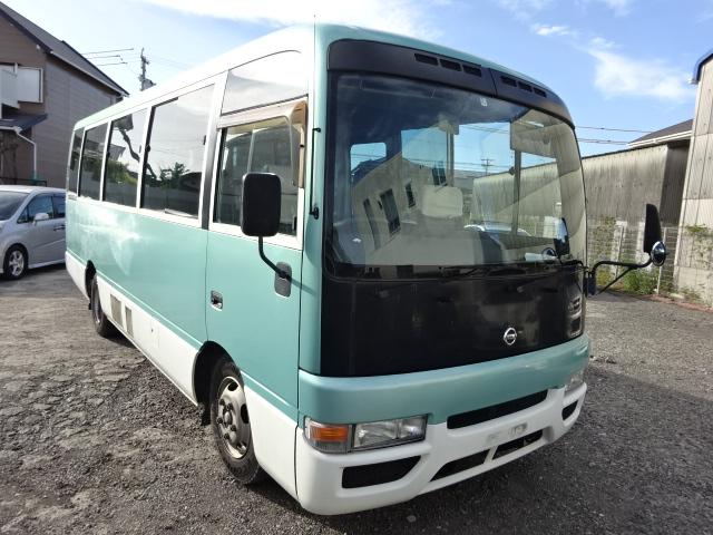 2004 NISSAN CIVILIAN BUS BHW41 4160CC BHW41-021216