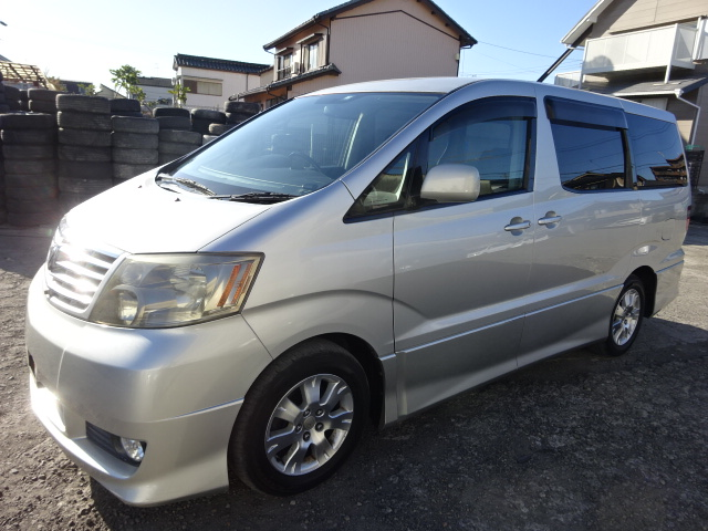 2003 TOYOTA ALPHARD ANH10W 2400CC ANH10-0041427