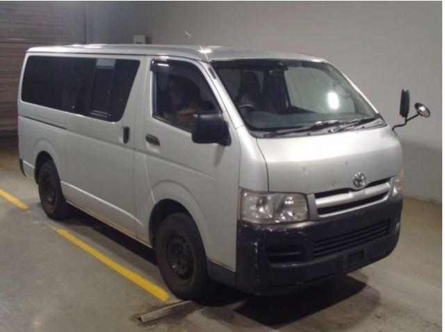 2006 Toyota Regiusace Van KDH200 2500CC KDH200-0044462