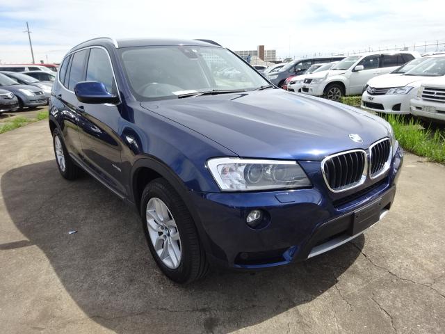 2013/JUN  BMW X3 WX20 2000cc WBAWX320700B26344