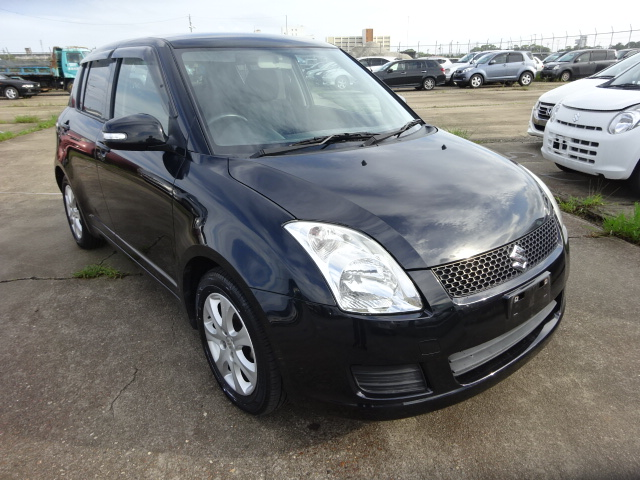 2010/JUL Auction Grade:4 !!! SWIFT 1200cc ZC71S-592818