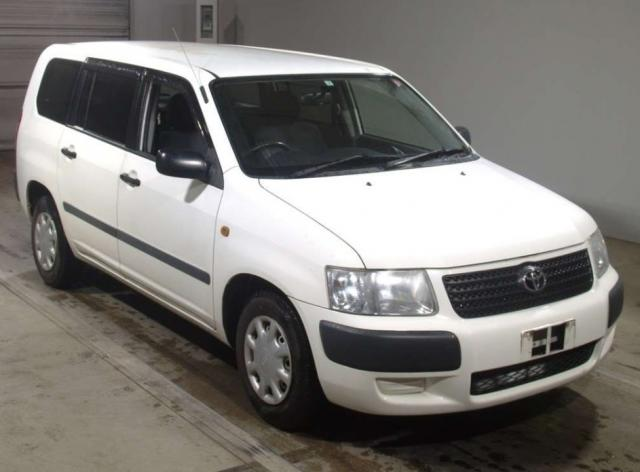 2013/JUL/Auction Grade:4 SUCCEED VAN NCP51V 1500cc NCP51-0309955
