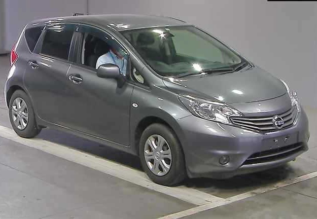 2013/MAY NISSAN  NOTE E12 1500cc E12-108867