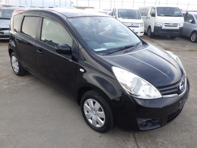 2012/MAR NISSAN NOTE  E11 1500cc E11-619380